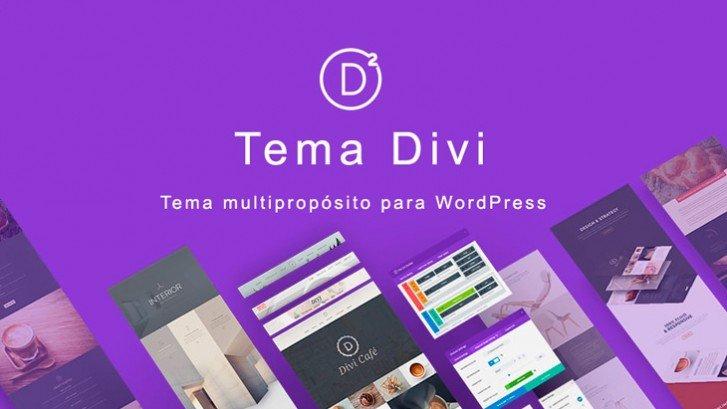 Divi, el mejor tema multipropósito para WordPress - Sensacionweb.com