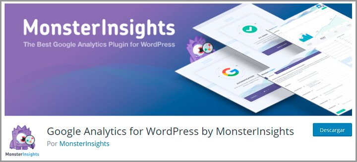 como poner analytics en wordpress