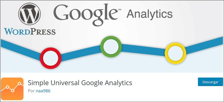 plugin simple universal analytics