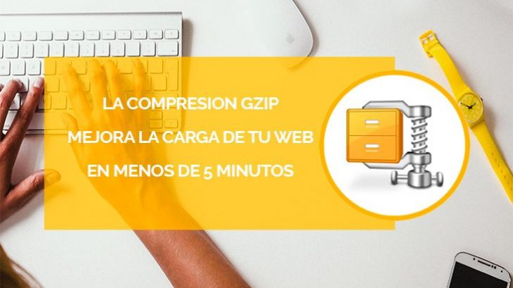 tutorial como activar la compresion gzip en wordpress