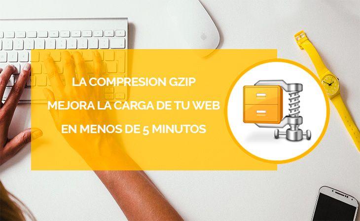 Como habilitar la Compresión Gzip en WordPress