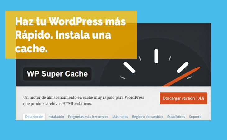 Tutorial WP Super cache