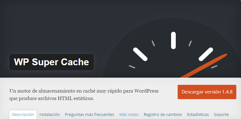 Tutorial plugin wp super cache