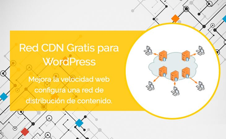 Instalar CDN gratuita en WordPress