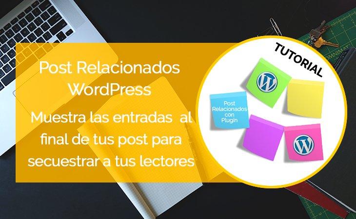 Artículos relacionados en WordPress