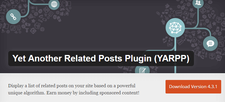 post relacionados con yet another related post plugin YARPP wordpress