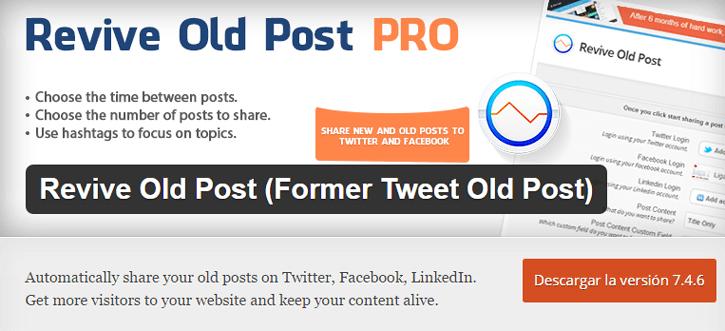 publicar automaticamente en twitter