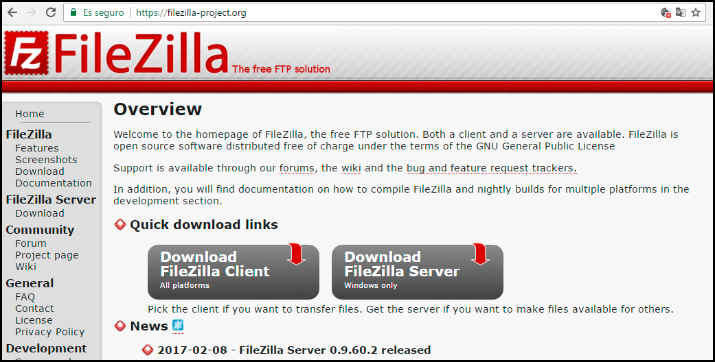 filezilla-wordpress-ftp