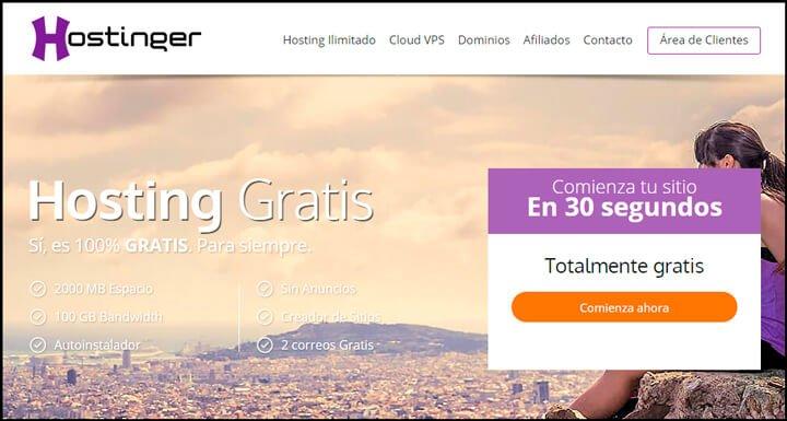 instalar wordpress en un hosting gratuito