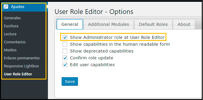Roles de Usuario personalizados en WordPress - Sensacionweb.com