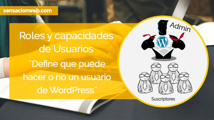 roles de usuarios de wordpress
