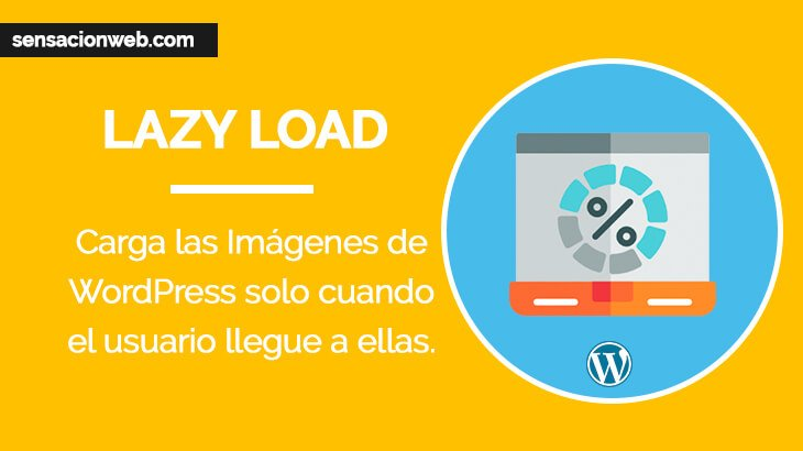 lazy loading wordpress