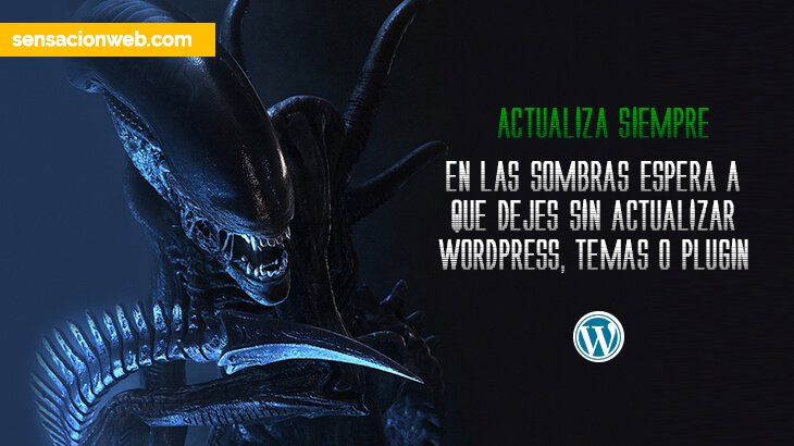 actualiza wordpress por seguridad