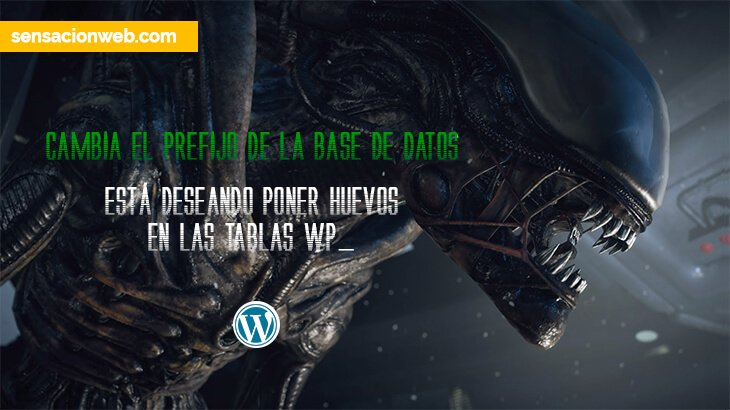 cambia el prefijo de la base de datos de wordpress