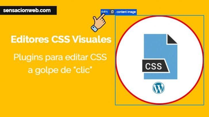 Editores de css visuales para WordPress - Sensacionweb.com