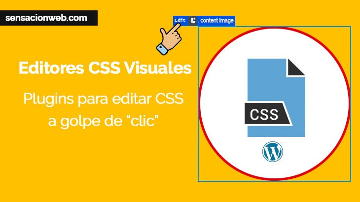 Editores de css visuales para WordPress