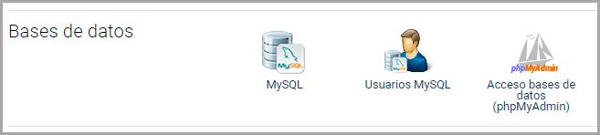 cambiar la contraseña de wordpress en phpmyadmin
