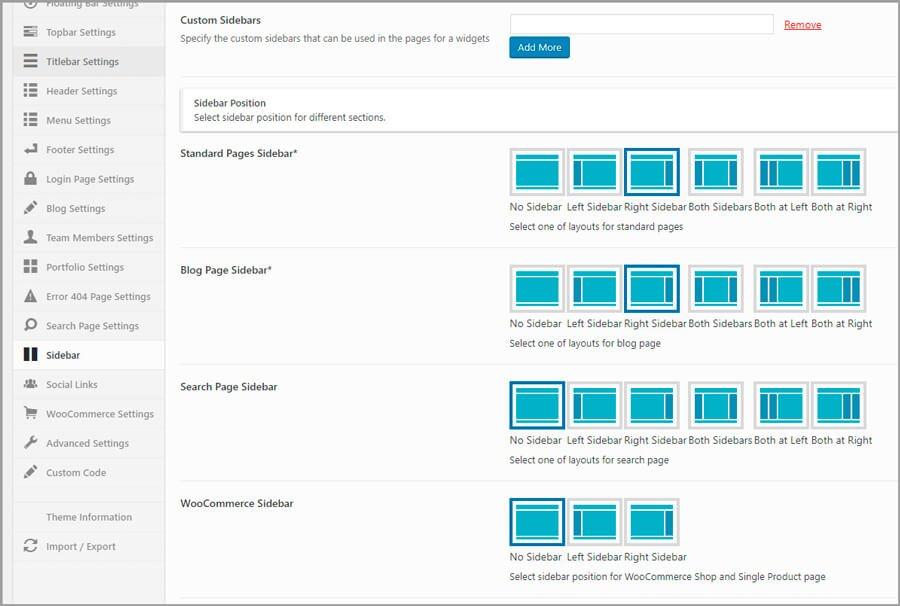 La barra lateral de WordPress | Consejos, trucos y más