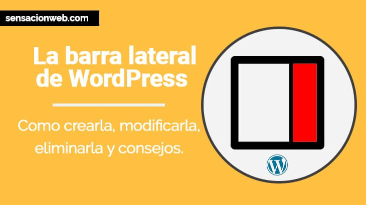 sidebar de wordpress