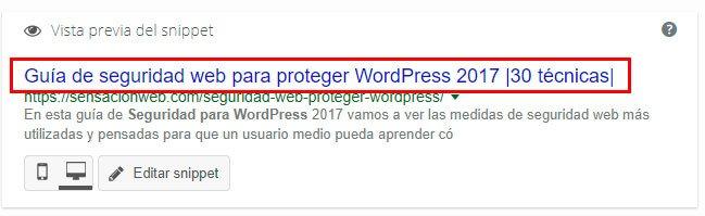 title de google