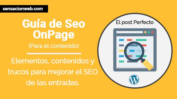guia de seo on page