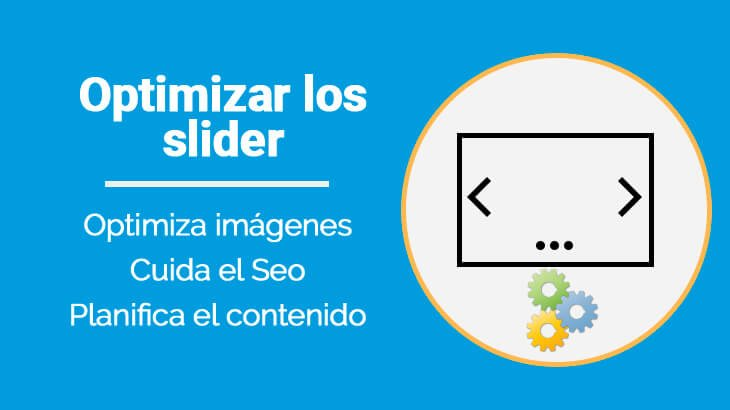optimizar el slider