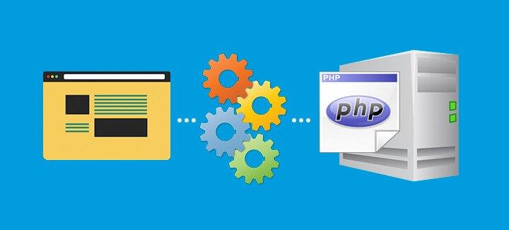 representación de php