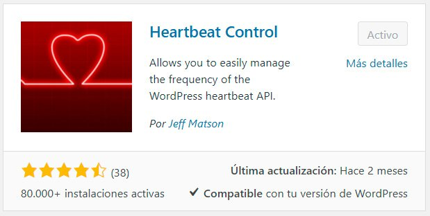 plugin heartbeat control