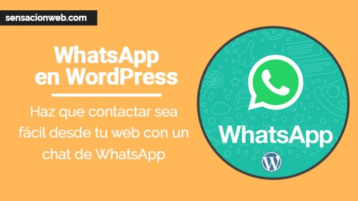 poner whatsapp en wordpress