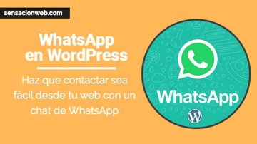 tutorial whatsapp en wordpress