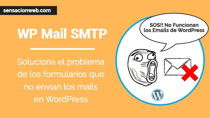WP Mail SMTP para WordPress