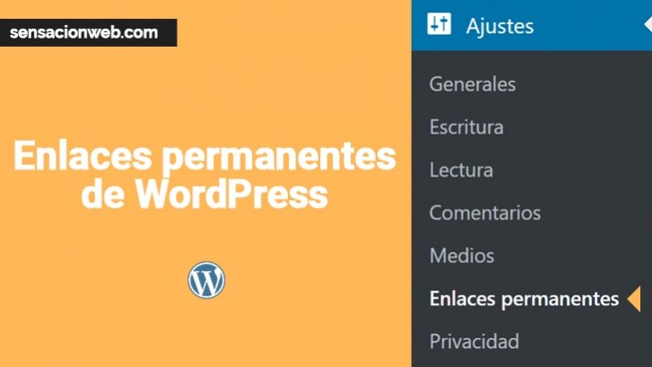 enlaces permanentes de wordpress