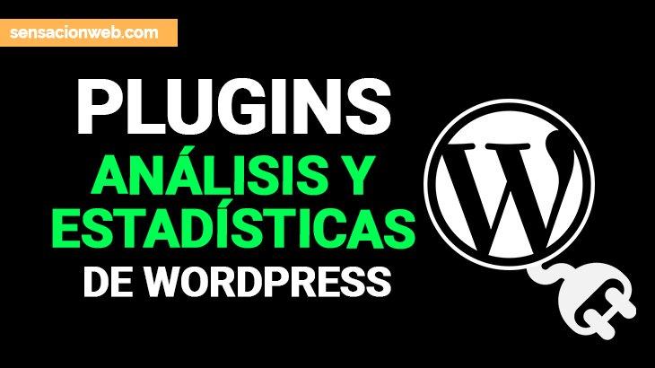 los mejores plugins de analytics para wordpress