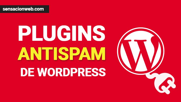 los mejoers plugin antispam de wordpress