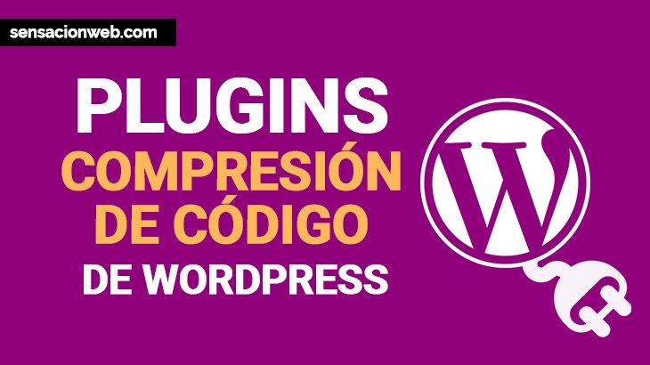 plugins de compresión de código para wordpress