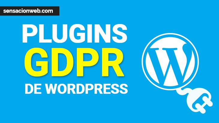 plgin de rgpd para wordpress