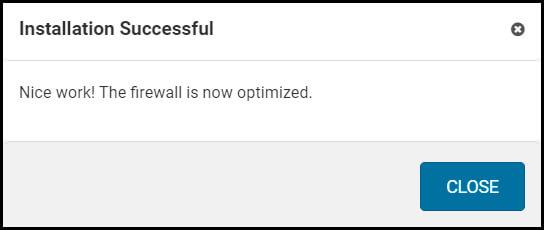 waf firewall wordfence activado
