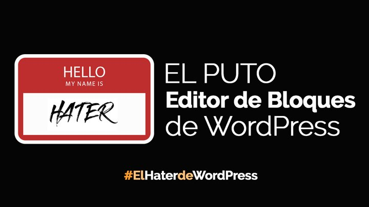 Fallos del editor de WordPress